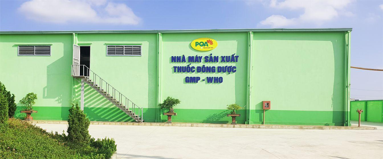 công ty PQA chữa hậu sản mòn sau sinh