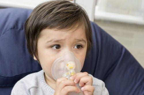 Bệnh Suyễn Ở Trẻ Nhỏ