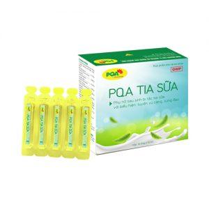 pqa tia sữa của công ty pqa